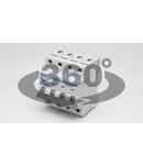 Siguranta automata, 4 poli, curba caracteristica C TDA-4C-40 40A, C, 4P, 10kA