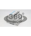 Siguranta automata, 4 poli, curba caracteristica C TDA-4C-50 50A, C, 4P, 10kA