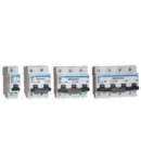 Siguranta automata pentru curenti mari, 3 poli, curba C KMH-3100 100A, 6kA