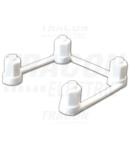 Element de fixare pentru conector SCHUKO/FRENCH TICS-RE230