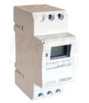 Programator electronic modular, saptamanal, functii multiple TKO-HE 230V, 16(4) A