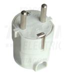 Fisa cu intrare laterala pentru cablu TCSDO 1×SHUKO, 250VAC, max.16A
