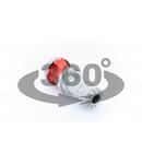 Priza industriala pe cablu, cu protectie marita TICS-235 63A, 400V, 3P+N+E, 6h, IP67
