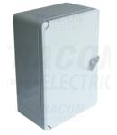 Cutie de distributie din material plastic TME332513 H×W×H=330×250×130mm, IP65, IK10, 1000V AC/DC, RAL7035