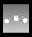 Lustra Fiorino 30 cu 3 becuri Brilux - Corpuri de iluminat