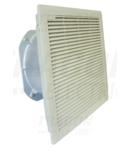Ventilator cu filtru de aer V375 325×325mm, 375/500m3/h, 230V 50-60Hz, IP54