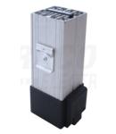 Unit.incalzire+ventilator pt.dulap distrib. ,montaj pe sina FEV250 250W, 230V AC, 45m3/h