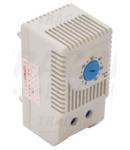 Termostat pentru ventilatoare THMS-10 1×NO, 10A, 250V AC