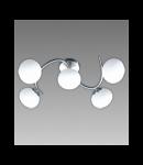 Lustra Fiorino 50 cu 5 becuri - Brilux - Corpuri de iluminat