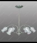 Lustra Fumino 60 cu 6 becuri - Brilux - Corpuri de iluminat