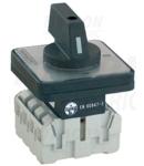 Intrerupator separator TS-40/3 400V, 50Hz, 40A, 3P, 11kW, 64×64mm