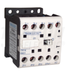 Contactor auxiliar TR1K0610F7 660V, 50Hz, 6A, 2,2kW, 110V AC, 3×NO+1×NO