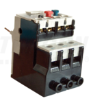 Releu termic de protectie pentru contactor auxiliar TR1K TR2HK0301 690V, 0-400Hz, 0,1-0,16A, 1×NC+1×NO