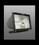 Proiector cu halogen 1500w Negru Brilux
