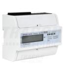Contor de en. electrica direct,afisaj LCD, trifazat, 7 mod. TVOF37 400VAC / 10(100)A