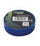 Banda izolatoare, albastra K10-15 10m×15mm, PVC, 0-90°C, 40kV/mm