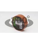 Banda izolatoare, maro B10 10m×18mm, PVC, 0-90°C, 40kV/mm