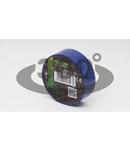 Banda izolatoare, albastra K10 10m×18mm, PVC, 0-90°C, 40kV/mm