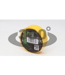 Banda izolatoare, galbena S10 10m×18mm, PVC, 0-90°C, 40kV/mm