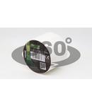 Banda izolatoare, alba FEH50 20m×50mm, PVC, 0-90°C, 40kV/mm