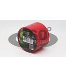 Banda izolatoare, rosie P50 20m×50mm, PVC, 0-90°C, 40kV/mm
