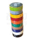 Banda izolatoare SZIG-SET20 20m×18mm, PVC, 0-90°C, 40kV/mm