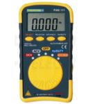 Multimetru digital PAN111 DCV, ACV, OHM, C, Hz, dioda