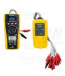 Multimetru digital si detector de cabluri PANKABELFINDER ×16