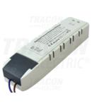 Alimentator cu reglarea fluxului luminos pentru panouri LED LPCC40WD 200-240 VAC, 0,27 A / 27-45 VDC, 950 mA, TRIAC