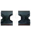 Bacuri cu profil hexagonal pentru presa D51 si D51E D51-10-120 10mm2 / 120mm2, KZ6 / KZ20