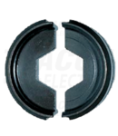 Bacuri cu profil hexagonal pentru presa C130L C130L-95 95mm2, KZ18