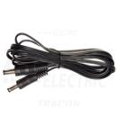 Cablu de C.C. pentru CIL LED inseriabil pentru mobilier LBSC1 1 m