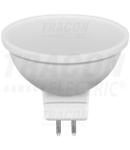 Sursa de lumina tip spot LED,carcasa din material plastic SMDMR165NW 12 V AC/DC, MR16, 5 W, 300 lm, 4000 K, 100°, EEI=A+