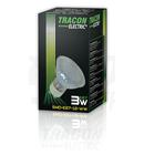 Sursa de lumina spot cu LED SMD SMD-E27-12-WW 230V, 50Hz, E27, 3W, 3000K, 210lm, 12×LED2835, 120°, EEI=A+