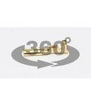Mufa glisanta neizolata, alama CSH3 2,8×0,5mm, 0,5-1mm2