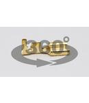 Mufa glisanta neizolata, alama CSH6 6,3×0,8mm, 1-2,5mm2