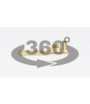 Fisa glisanta neizolata, alama, pin de fixare CS6B 6,3×0,8mm, 1-2,5mm2