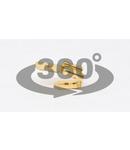 Fisa+mufa glisanta neizolata, alama CSEL 6,3×0,8mm, 1-2,5mm2