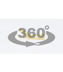 Fisa neizolata cu fixare prin surub, alama CSA-45-4 6,3x0,8mm 45°, M4