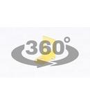 Fisa neizolata cu fixare prin surub, alama CSA-90-5 6,3x0,8mm 90°, M5
