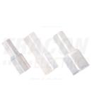 Izolatie PVC pentru fisa glisanta, (CS6) SZICS6 6,3×0,8mm