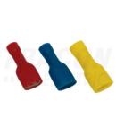 Mufa glis. alungita complet iz. 2,5 mm2/6,3×0,8mm/albastra KTCSH6-HF 2.5mm2 6.3x0.8 kék hosszított fémrésszel