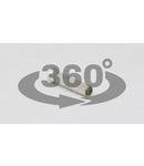 Tub de capat neizolat,cupru electrolitic stanat E01NR6 0,5mm2, L=6mm
