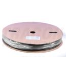 Tub termocontractabil,subtire,3:1, cu adeziv,negru,pe tambur ZSVR60-D 6/2mm, POLIOLEFIN
