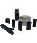 Set bransament pentru cabluri ecranate cu lita, de exterior ZSVRS-2K1 4×35-4×50mm2