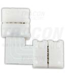 "Conector rapid pentru bandaLED in forma de ""L"" LSZTL8 W=8 mm, 2P"