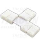 "Conector rapid pentru bandaLED in forma de ""T"" LSZTT10 W=10 mm, 2P"