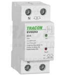 Releu automat de recuplare lacresterea/ scaderea tensiunii EVOUO2 AC230V,2P,40AU>:265V,U