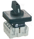Intrerupator separator, in carcasa TS-32/3T 400V, 50Hz, 32A, 3P, 7,5kW, 64×64mm, IP44