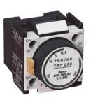 Bloc de temporizare la revenire, pentru contactor TR1D/F TR7DR2 0,1-30sec, 1×NC+1×NO